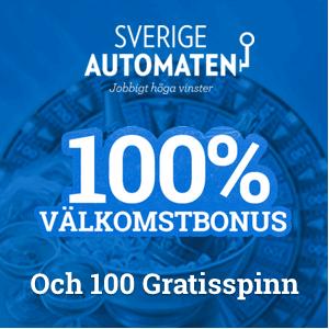 SverigeAutomaten-erbjudande